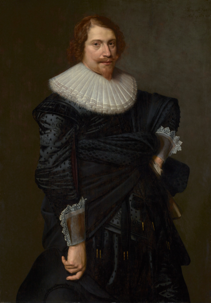 Portrait of a Man; Nicolaes Eliasz. Pickenoy (Dutch, 1588 - 1650/1656); 1632; Oil on panel; 121.9 × 85.1 cm (48 × 33 1/2 in.); 94.PB.1; The J. Paul Getty Museum, Los Angeles; Rights Statement: No Copyright - United States