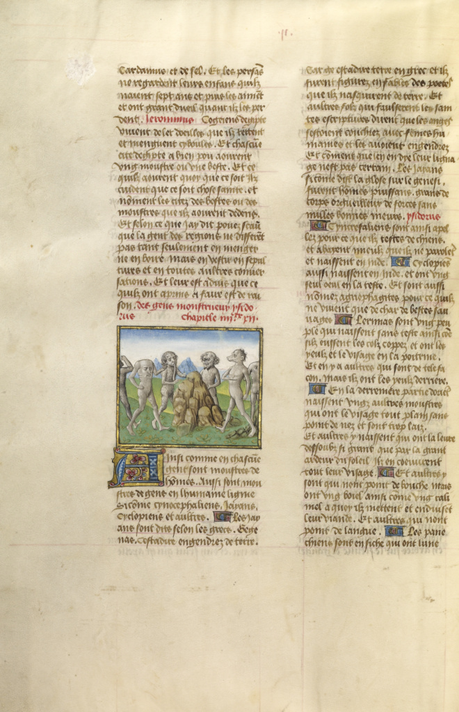 Miroir Historial, 2 vols.; Unknown, Vincent de Beauvais (French, about 1184/1194 - 1264), and Jean de Vignay (French, about 1282/1285 - 1348); about 1475; Tempera colors, gold leaf, and gold paint on parchment bound between wood boards covered with brown morocco; Ms. Ludwig XIII 5 (83.MP.148); Rights Statement: No Copyright - United States
