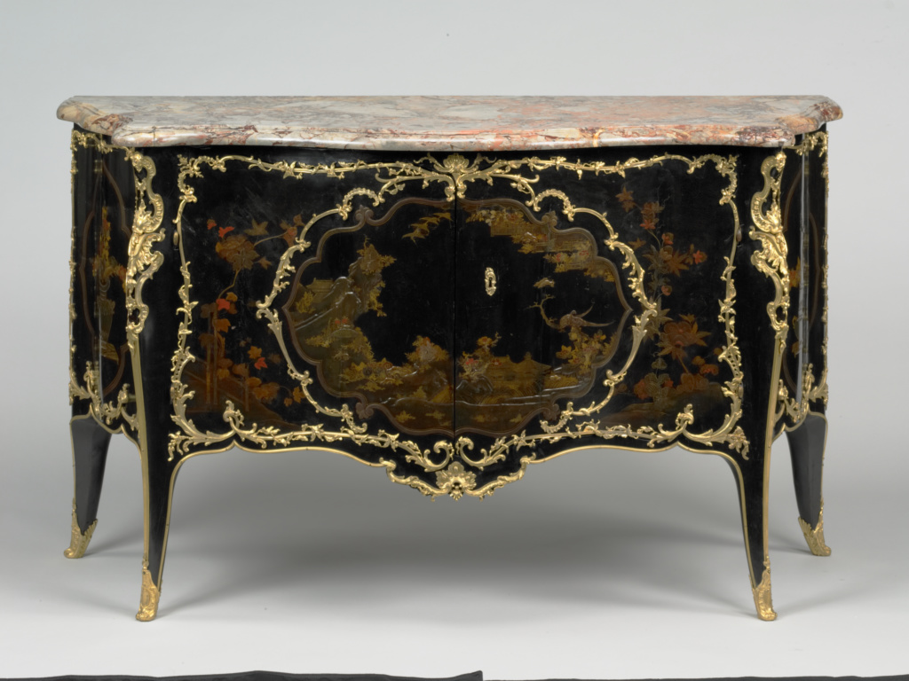 Commode Getty Museum