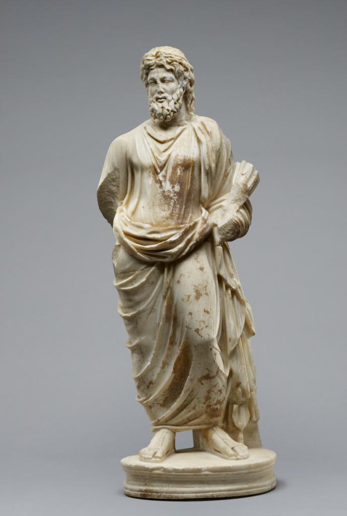 Statuette Of Pluto Getty Museum