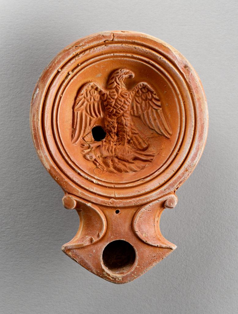 Lamp (Getty Museum)