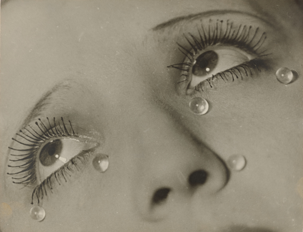 Larmes (Tears); Man Ray (American, 1890 - 1976); Paris, France; about 1932; Gelatin silver print; 22.9 × 29.8 cm (9 × 11 3/4 in.); 84.XM.230.2; The J. Paul Getty Museum, Los Angeles; Rights Statement: In Copyright; Copyright: © Man Ray Trust ARS-ADAGP