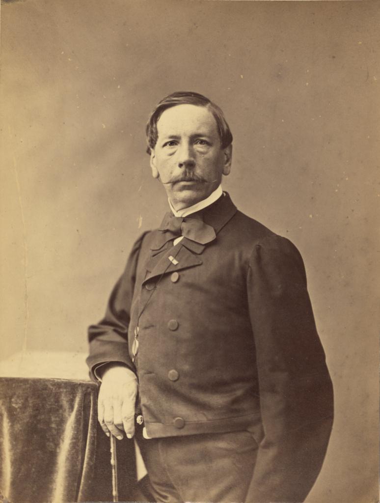 Eugène] Le Poittevin, peintre (Getty Museum)