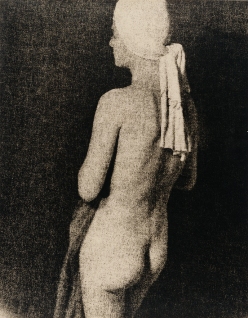 [Juliet, nude]; Man Ray (American, 1890 - 1976); Los Angeles, California, United States; 1945; Gelatin silver print; 34.9 × 27.1 cm (13 3/4 × 10 11/16 in.); 84.XM.1000.115; The J. Paul Getty Museum, Los Angeles; Rights Statement: In Copyright; Copyright: © Man Ray Trust ARS-ADAGP