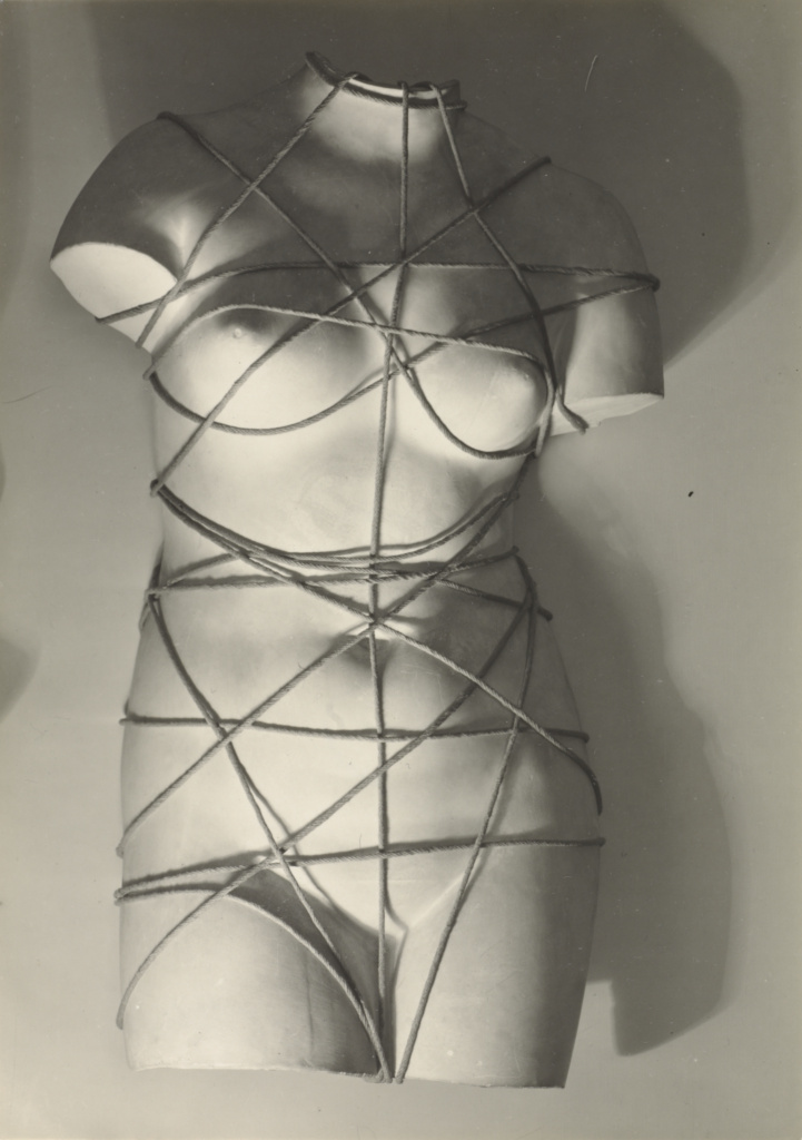 [Venus Restauree (Restored Venus)]; Man Ray (American, 1890 - 1976); 1936; Gelatin silver print; 16.5 × 11.4 cm (6 1/2 × 4 1/2 in.); 86.XM.626.23; The J. Paul Getty Museum, Los Angeles; Rights Statement: In Copyright; Copyright: © Man Ray Trust ARS-ADAGP