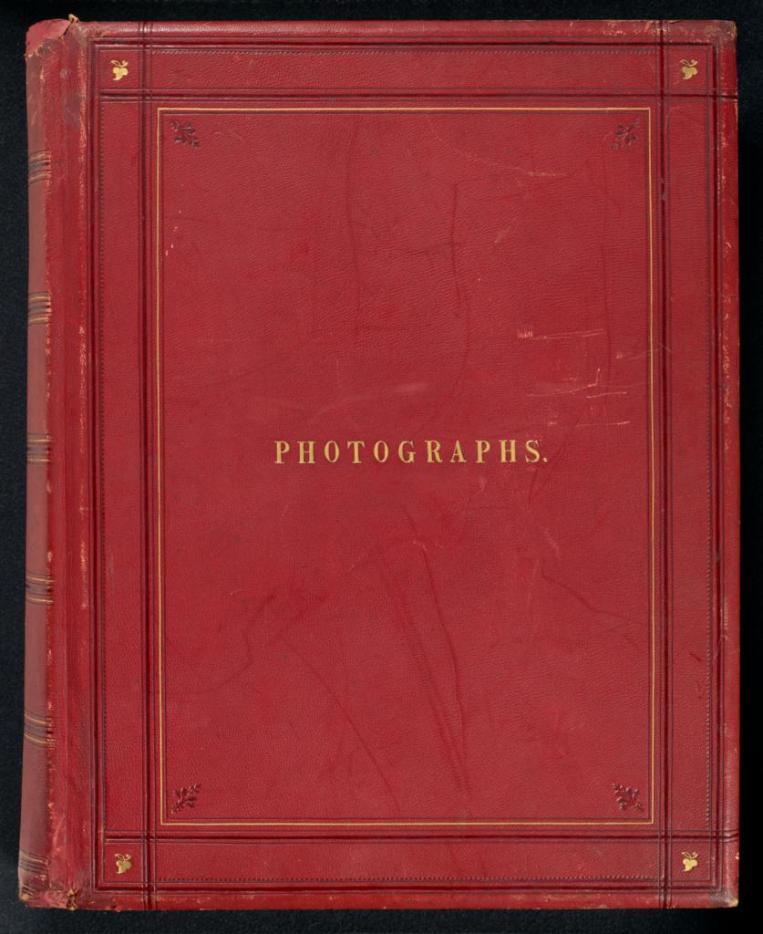 Photographs; Charles Clifford (English, 1819/1820 - 1863), Felice Beato (English, born Italy, 1832 - 1909), John Edward Saché (Prussian or British, born Prussia, 1824 - 1882), Francis Frith (English, 1822 - 1898), John Thomson (Scottish, 1837 - 1921), Attributed to Kazumasa Ogawa (Japanese, 1860 - 1929), Juan Laurent (French, 1816 - 1886), Alexander Svoboda (Russian, 1826 - 1896), Baron Raimund von Stillfried (Austrian, 1839 - 1911), Thomas A. Rust (English, 1841 - 1904), Carlo Naya (Italian, 1816 - 1882), Lala Deen Dayal (Indian, 1844 - 1905), Unknown; Spain; 1850s–1890s; Albumen silver print; Closed: 51.8 × 41 × 9 cm (20 3/8 × 16 1/8 × 3 9/16 in.); 84.XA.755.7; The J. Paul Getty Museum, Los Angeles; Rights Statement: No Copyright - United States