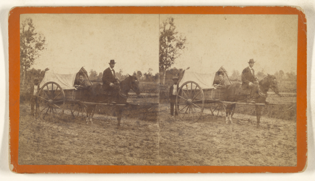[Cracker, Savannah, Georgia]; O. Pierre Havens (American, 1838 - 1912, active Savannah, Georgia); 1880s; Albumen silver print; 84.XC.873.9858; Rights Statement: No Copyright - United States
