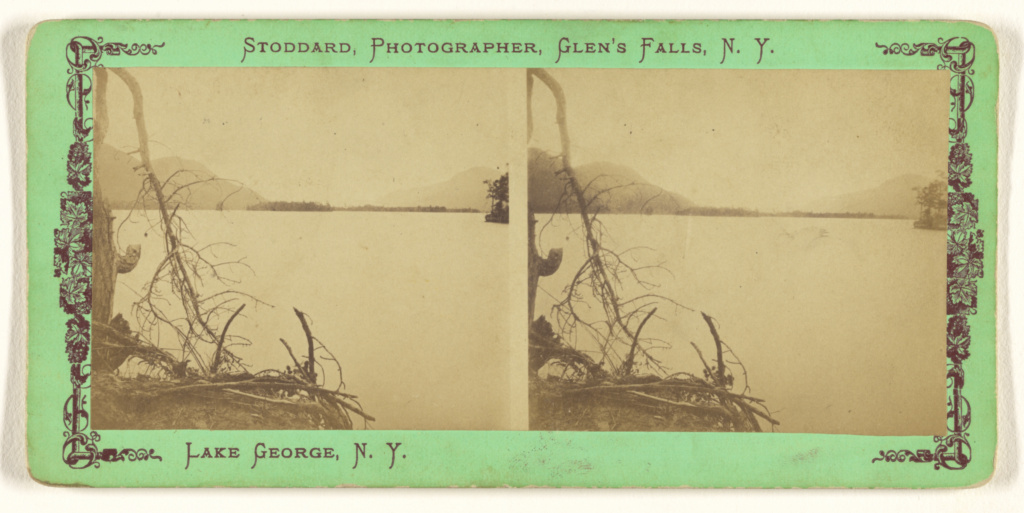 Gsg Qgeorge And Yvonne Boursault Lake George