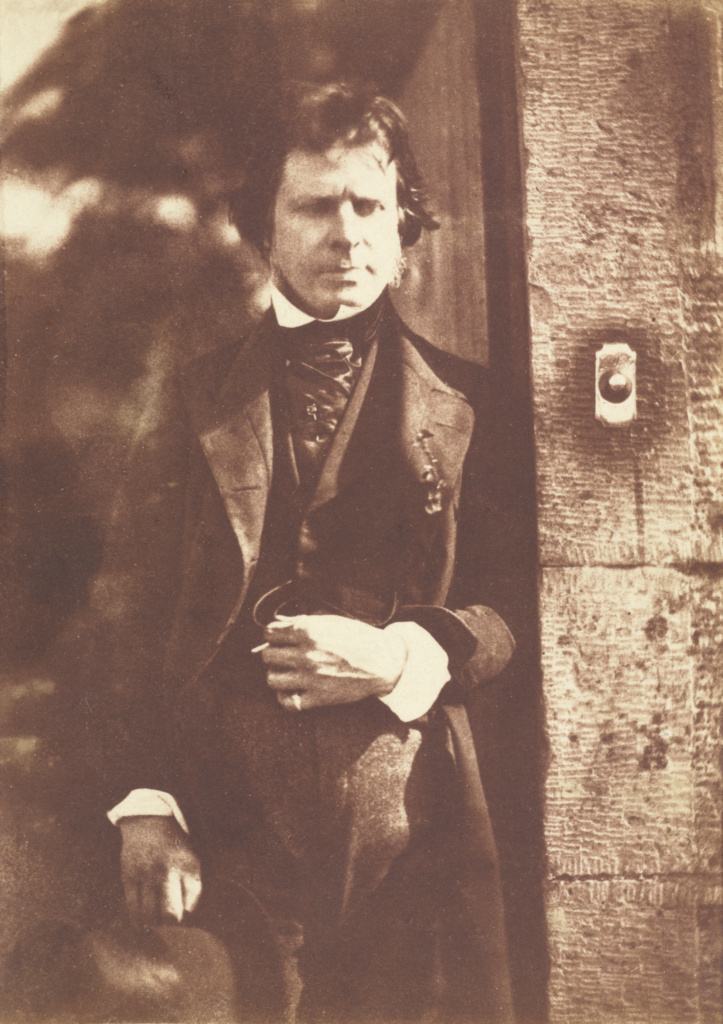 [D. O. Hill]; Hill & Adamson (Scottish, active 1843 - 1848); Scotland; 1843–1847; Salted paper print from a paper negative; 19.4 × 13.7 cm (7 5/8 × 5 3/8 in.); 84.XO.734.4.3.41; The J. Paul Getty Museum, Los Angeles; Rights Statement: No Copyright - United States