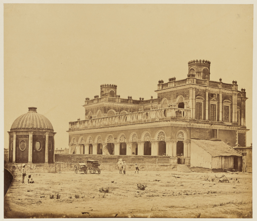 [The Musabagh, Lucknow]; Felice Beato (English, born Italy, 1832 - 1909); India; 1858; Albumen silver print; 25.8 × 29.8 cm (10 1/8 × 11 3/4 in.); 84.XO.1168.23; The J. Paul Getty Museum, Los Angeles; Rights Statement: No Copyright - United States