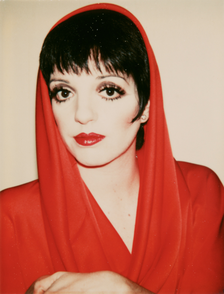 [Liza Minnelli]; Andy Warhol (American, 1928 - 1987); 1977; Polaroid dye diffusion print; 9.5 × 7.3 cm (3 3/4 × 2 7/8 in.); 98.XM.168.4; The J. Paul Getty Museum, Los Angeles; Rights Statement: In Copyright; Copyright: © The Andy Warhol Foundation for the Visual Arts, Inc.