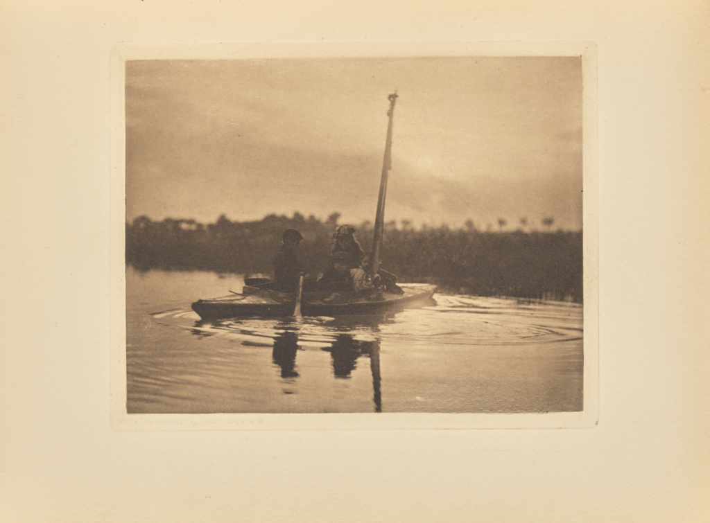 [Children of the Broads]; Peter Henry Emerson (British, born Cuba, 1856 - 1936); 1893; Photogravure; 11.1 × 14.3 cm (4 3/8 × 5 5/8 in.); 84.XB.696.10.4; Rights Statement: No Copyright - United States