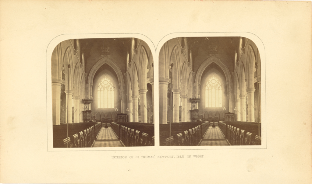 GSG: q=[St Andrew's Cathedral, the West Front and South Aisle]