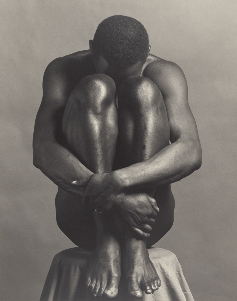Ajitto; Robert Mapplethorpe (American, 1946 - 1989); New York, New York, United States; 1981; Gelatin silver print; 45.4 × 35.5 cm (17 7/8 × 14 in.); 2011.7.13; Jointly acquired by the J. Paul Getty Trust and the Los Angeles County Museum of Art, with funds provided by the J. Paul Getty Trust and the David Geffen Foundation; Rights Statement: In Copyright; Copyright: © Robert Mapplethorpe Foundation