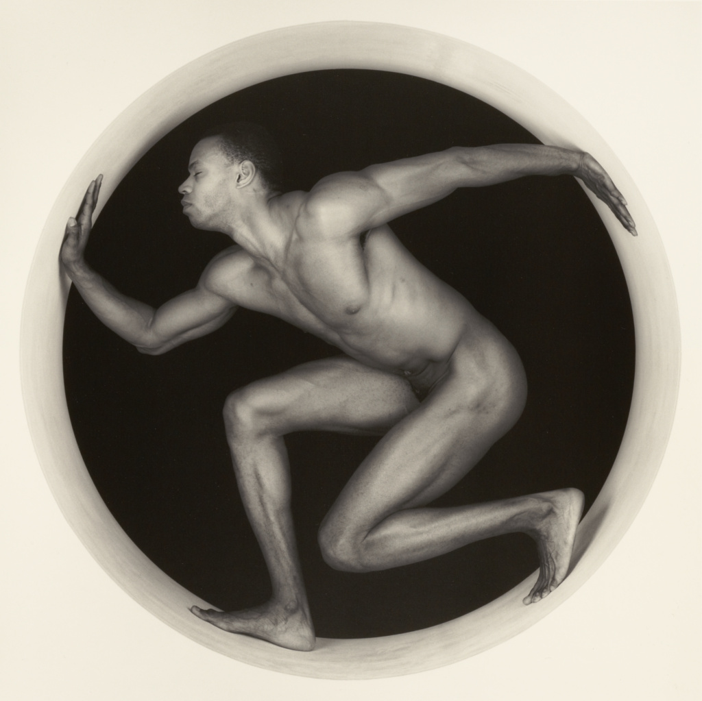 Thomas; Robert Mapplethorpe (American, 1946 - 1989); New York, New York, United States; negative 1987; print 1994; Gelatin silver print; 48.8 × 48.8 cm (19 3/16 × 19 3/16 in.); 2011.7.31; Jointly acquired by the J. Paul Getty Trust and the Los Angeles County Museum of Art, with funds provided by the J. Paul Getty Trust and the David Geffen Foundation; Rights Statement: In Copyright; Copyright: © Robert Mapplethorpe Foundation