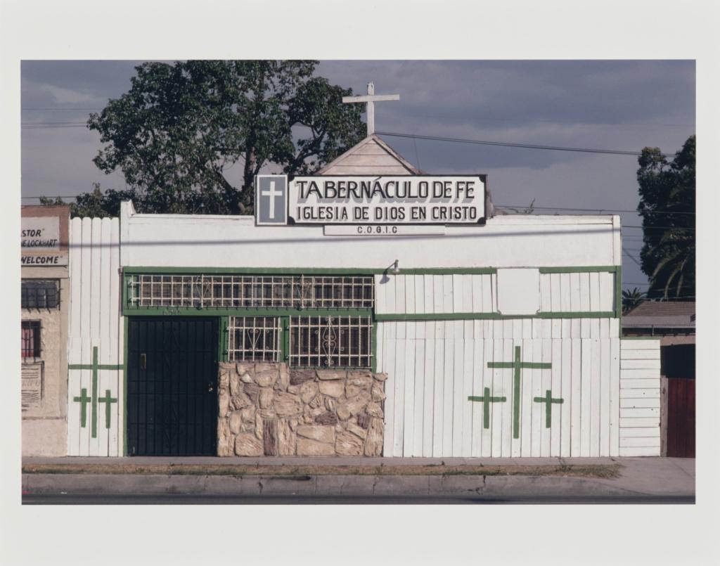 Tabernaculo De Fe Iglesia De Dios En Cristo Hoover Avenue At 65th