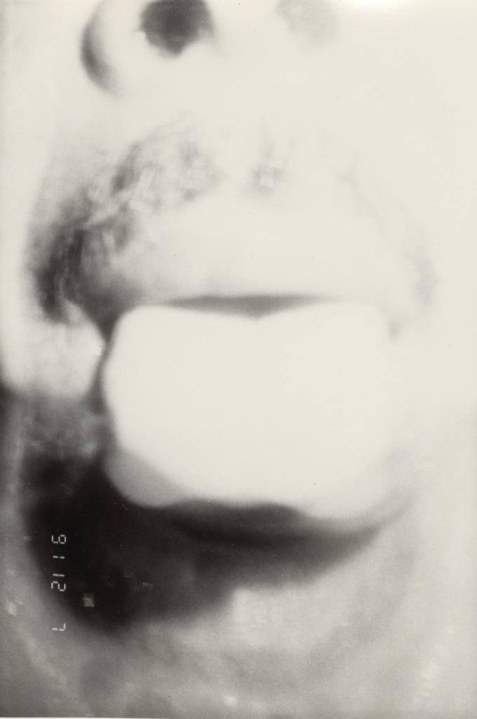 Untitled; Masahisa Fukase (Japanese, 1934 - 2012); negative December 7, 1991; print 1991–1992; Gelatin silver print; 23.9 × 15.9 cm (9 7/16 × 6 1/4 in.); 2017.107.7; Rights Statement: In Copyright; Copyright: © Masahisa Fukase Archives