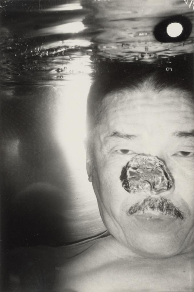 Untitled; Masahisa Fukase (Japanese, 1934 - 2012); negative November 16, 1991; print 1991–1992; Gelatin silver print; 24 × 16 cm (9 7/16 × 6 5/16 in.); 2017.107.9; Rights Statement: In Copyright; Copyright: © Masahisa Fukase Archives