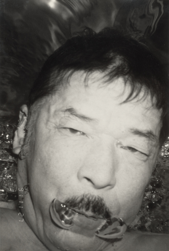 Untitled; Masahisa Fukase (Japanese, 1934 - 2012); negative November 27, 1991; print 1991–1992; Gelatin silver print; 24.1 × 16.2 cm (9 1/2 × 6 3/8 in.); 2017.107.28; Rights Statement: In Copyright; Copyright: © Masahisa Fukase Archives