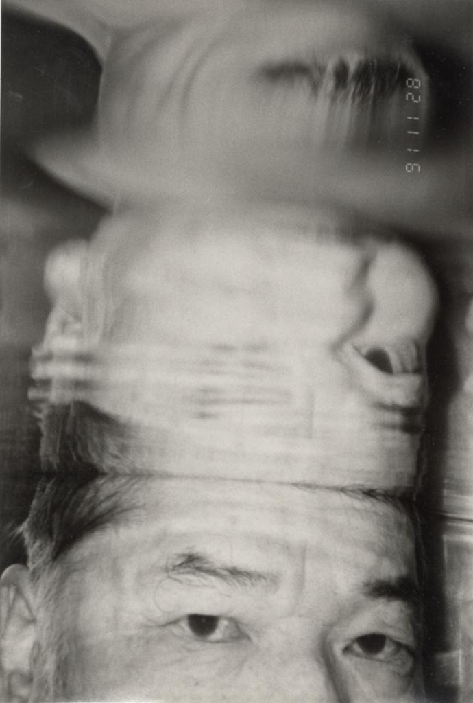 Untitled; Masahisa Fukase (Japanese, 1934 - 2012); negative November 28, 1991; print 1991–1992; Gelatin silver print; 24.1 × 16.4 cm (9 1/2 × 6 7/16 in.); 2017.107.37; Rights Statement: In Copyright; Copyright: © Masahisa Fukase Archives
