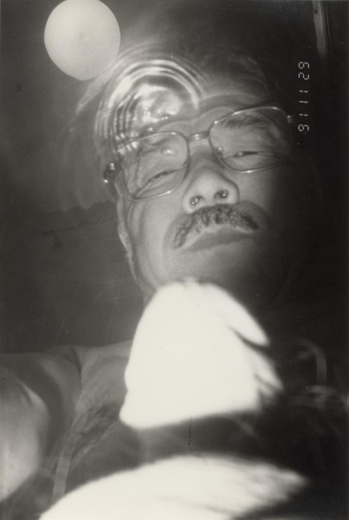 Untitled; Masahisa Fukase (Japanese, 1934 - 2012); negative November 29, 1991; print 1991–1992; Gelatin silver print; 23.9 × 16.3 cm (9 7/16 × 6 7/16 in.); 2017.107.39; Rights Statement: In Copyright; Copyright: © Masahisa Fukase Archives