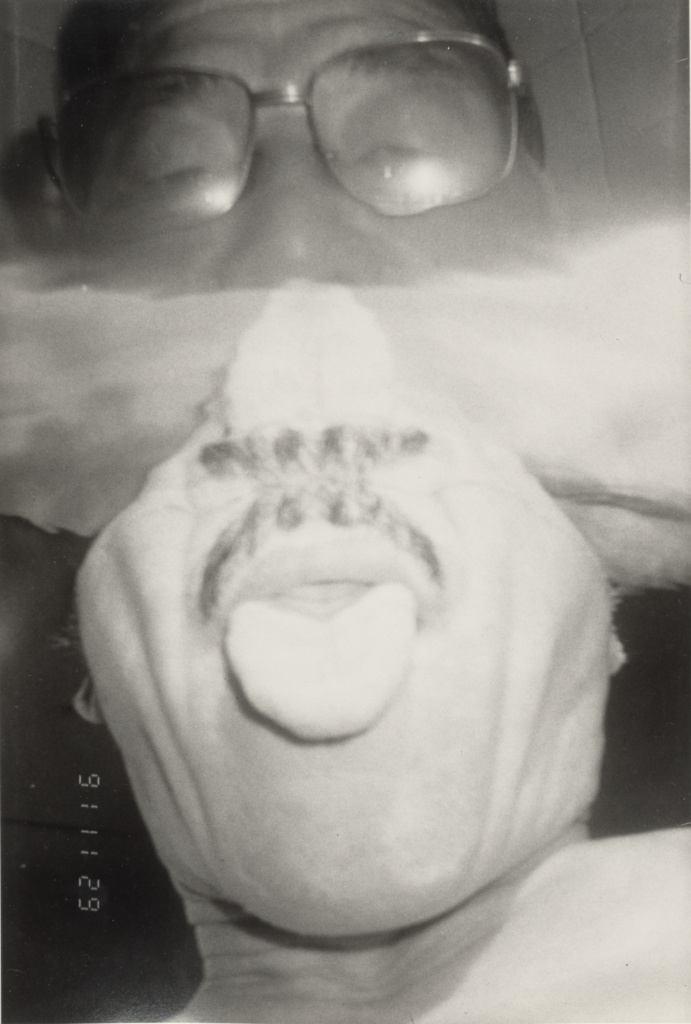Untitled; Masahisa Fukase (Japanese, 1934 - 2012); negative November 29, 1991; print 1991–1992; Gelatin silver print; 24.1 × 16.3 cm (9 1/2 × 6 7/16 in.); 2017.107.40; Rights Statement: In Copyright; Copyright: © Masahisa Fukase Archives