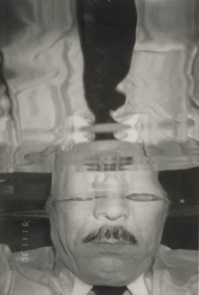 Untitled; Masahisa Fukase (Japanese, 1934 - 2012); negative November 30, 1991; print 1991–1992; Gelatin silver print; 24.1 × 16.2 cm (9 1/2 × 6 3/8 in.); 2017.107.43; Rights Statement: In Copyright; Copyright: © Masahisa Fukase Archives