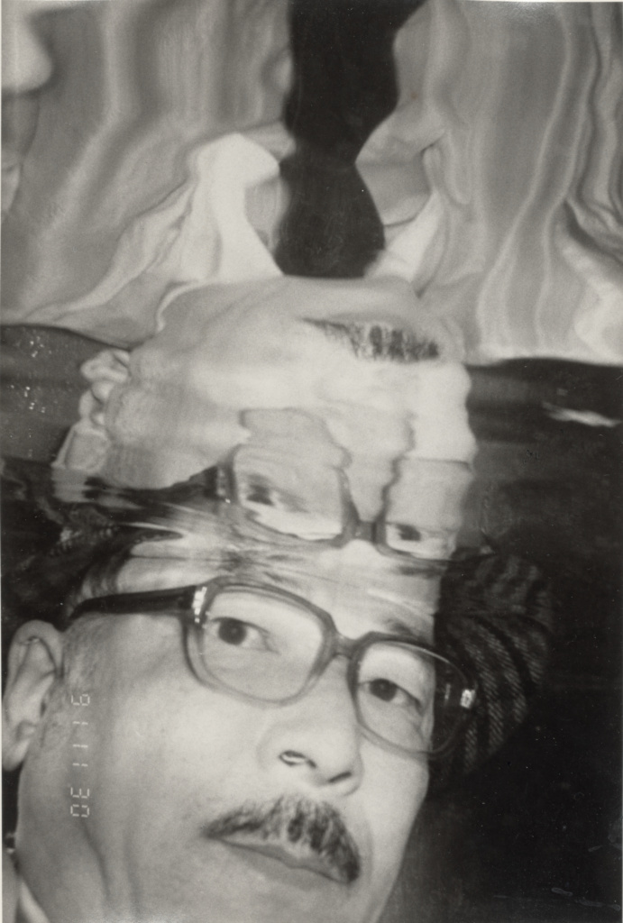 Untitled; Masahisa Fukase (Japanese, 1934 - 2012); negative November 30, 1991; print 1991–1992; Gelatin silver print; 24.2 × 16.3 cm (9 1/2 × 6 7/16 in.); 2017.107.44; Rights Statement: In Copyright; Copyright: © Masahisa Fukase Archives