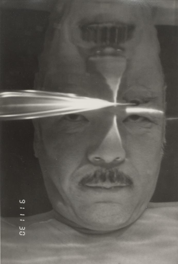 Untitled; Masahisa Fukase (Japanese, 1934 - 2012); negative November 30, 1991; print 1991–1992; Gelatin silver print; 24 × 16.2 cm (9 7/16 × 6 3/8 in.); 2017.107.49; Rights Statement: In Copyright; Copyright: © Masahisa Fukase Archives