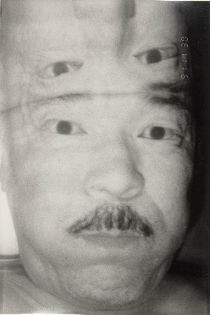 Untitled; Masahisa Fukase (Japanese, 1934 - 2012); negative November 30, 1991; print 1991–1992; Gelatin silver print; 24.1 × 16.3 cm (9 1/2 × 6 7/16 in.); 2017.107.51; Rights Statement: In Copyright; Copyright: © Masahisa Fukase Archives