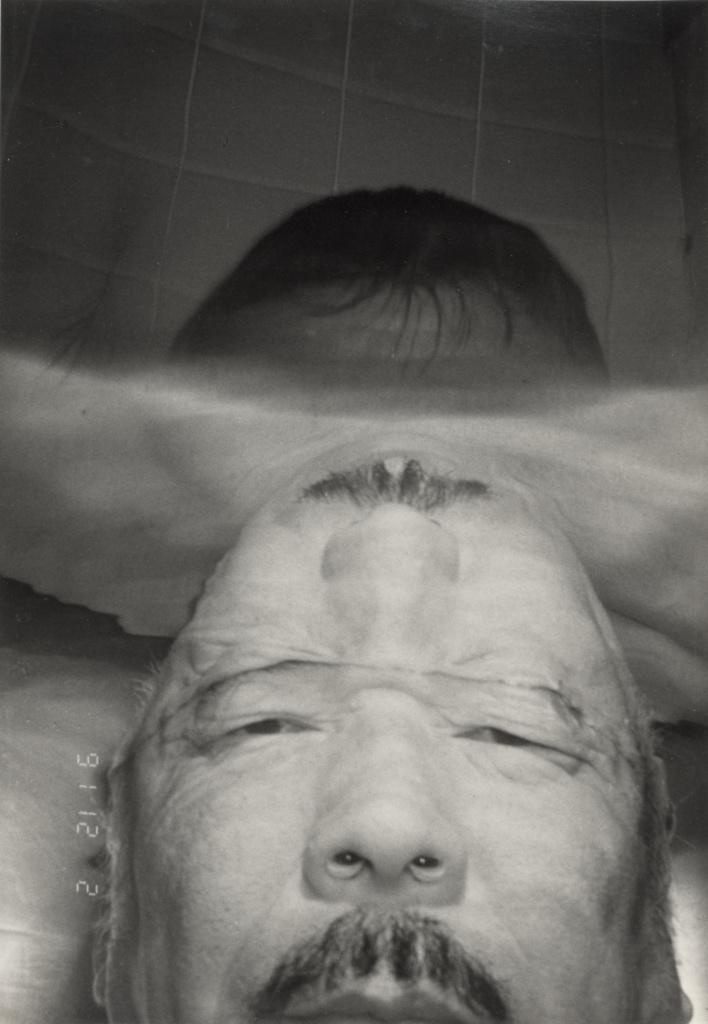 Untitled; Masahisa Fukase (Japanese, 1934 - 2012); negative December 2, 1991; print 1991–1992; Gelatin silver print; 24.1 × 16.8 cm (9 1/2 × 6 5/8 in.); 2017.107.61; Rights Statement: In Copyright; Copyright: © Masahisa Fukase Archives