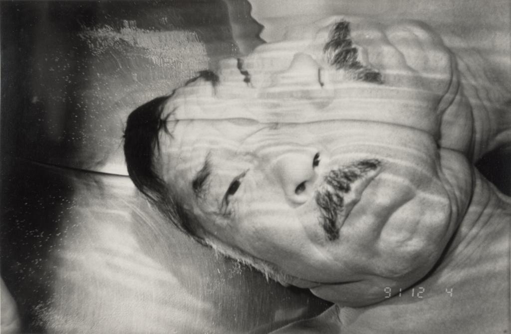 Untitled; Masahisa Fukase (Japanese, 1934 - 2012); negative December 4, 1991; print 1991–1992; Gelatin silver print; 15.6 × 24.3 cm (6 1/8 × 9 9/16 in.); 2017.107.65; Rights Statement: In Copyright; Copyright: © Masahisa Fukase Archives