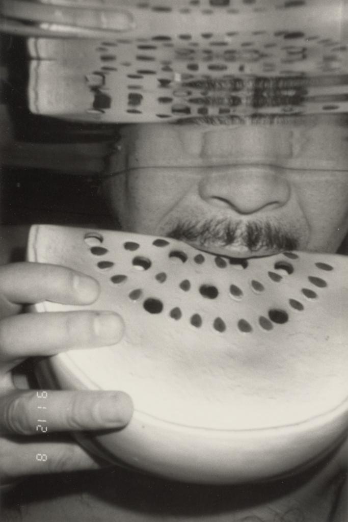 Untitled; Masahisa Fukase (Japanese, 1934 - 2012); negative December 8, 1991; print 1991–1992; Gelatin silver print; 23.7 × 15.9 cm (9 5/16 × 6 1/4 in.); 2017.107.77; Rights Statement: In Copyright; Copyright: © Masahisa Fukase Archives