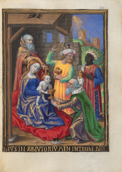 Book of Hours (Getty Museum)