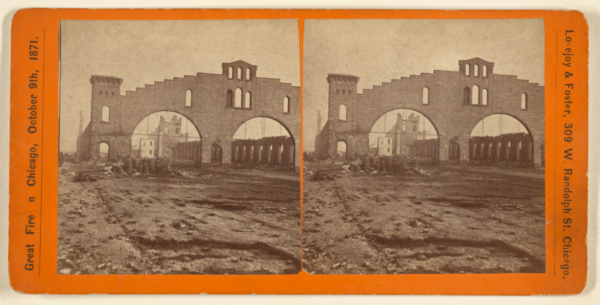 This is What Lovejoy and Foster Looked Like  in 1871