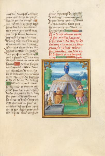 Livre Des Faits De Jacques De Lalaing Getty Museum